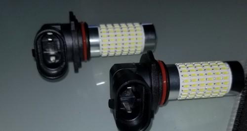 Fog Light Led Bulbs  1600 For The Pair