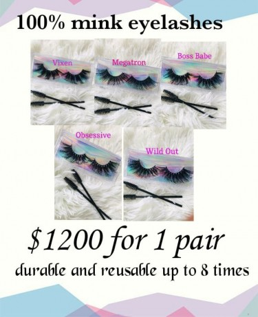 Hair Bundles And Lashes For Sale