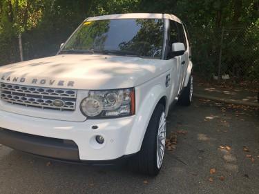 2012 Land Rover