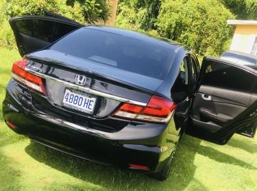 Honda Civic Cars Goshen