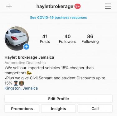 HAYLET BROKERAGE BIG DISCOUNTS!!!!! 1.5 UPWARDS