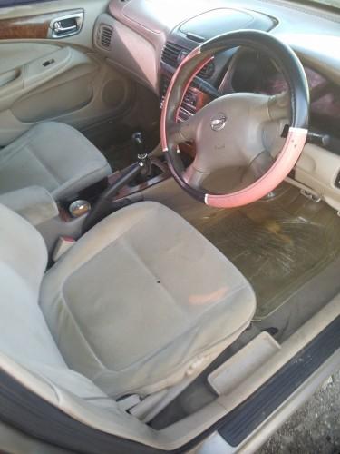 2003 Nissan  Bluebird Slyphy Stick Shift For Sale