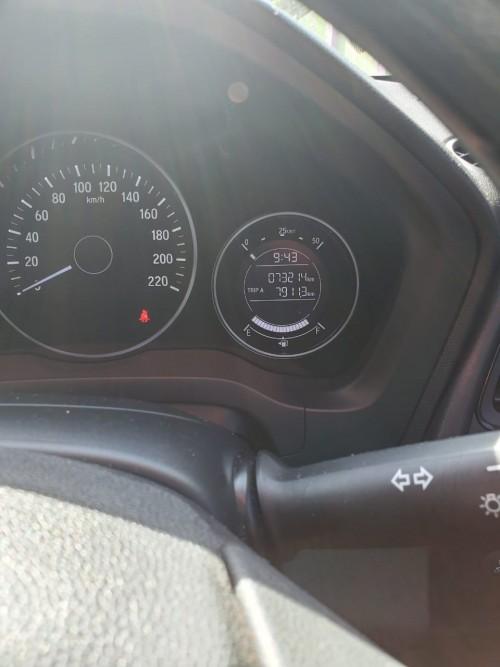 2015 Honda Hrv 2.7 Neg