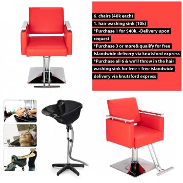Professional Baber/haidresser Chairs