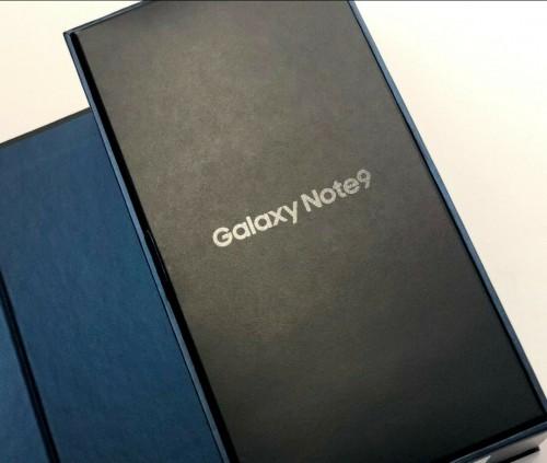 Samsung Galaxy Note 9 New
