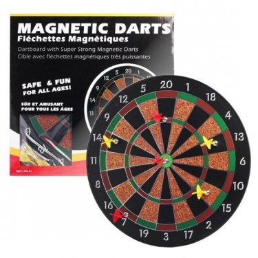 Dart Board With 6 Darts (New Condition)