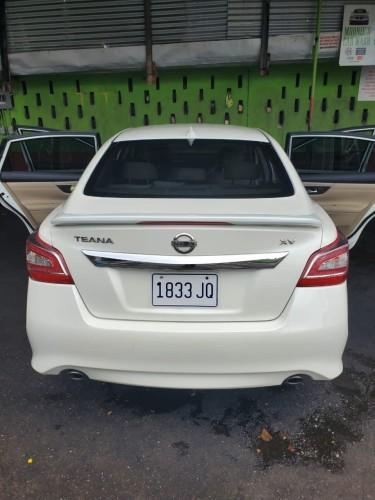 Nissan Teanna XV Edition Fully Loaded