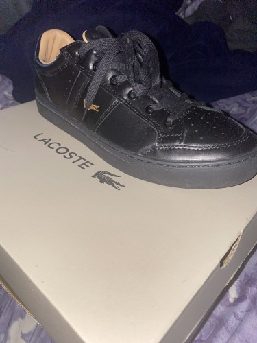 Lacoste Men's Sneakers Black