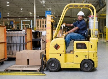 NEED TO BE  EMPLOYED AS A FORKLIFT OPERATOR?