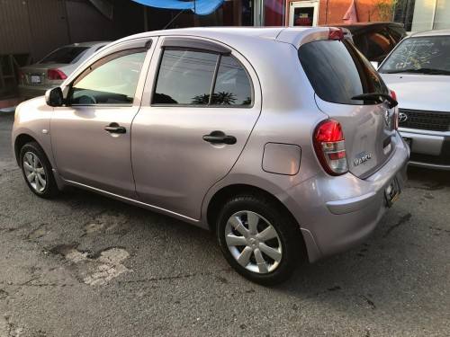 2012 Nissan March GOOD CONDITION