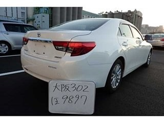 Toyota Mark X 2015 250G (Ready To Ship)