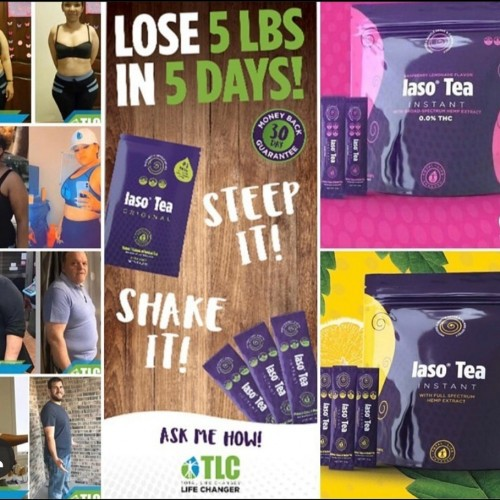 Iaso Instant Weight Loss Tea For Sale