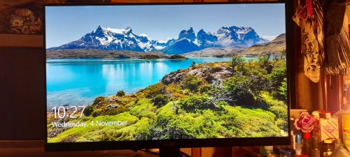 Acer 24 Inch 1080p 75hz Monitor With AMD Freesync