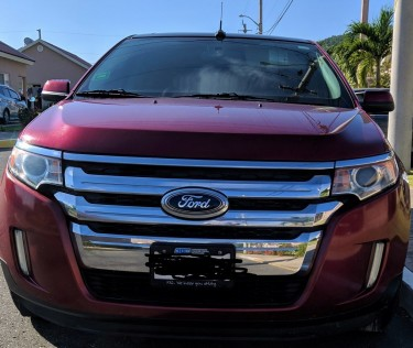 2014 Ford Edge Eco.Boost