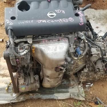 Nissan Qr25  Engine Parts