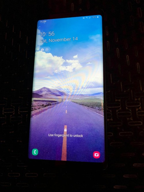 Samsung Galaxy Note 9 Fully Functional