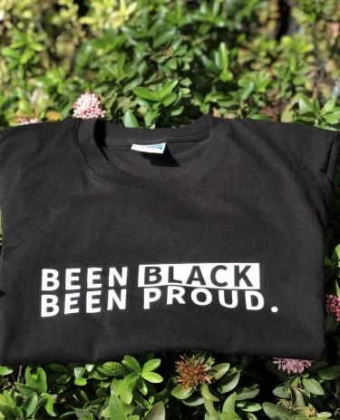 BEEN BLACK, BEEN PROUD