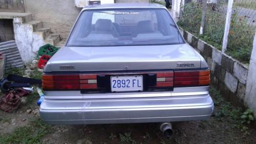 1988 Nissan Stanza