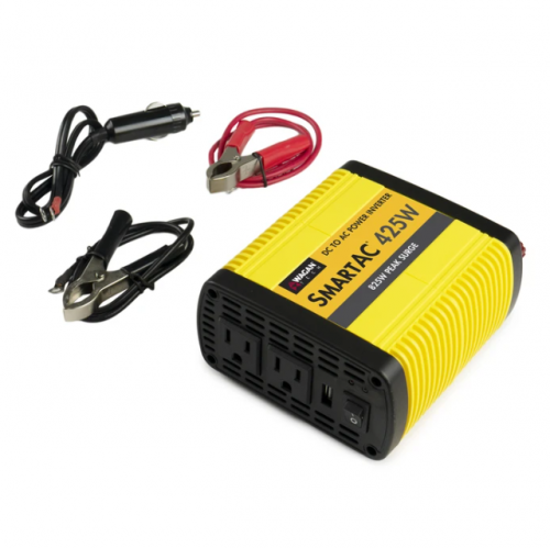Jack, Jump Starter, Battery Charger, Inverter, Soc