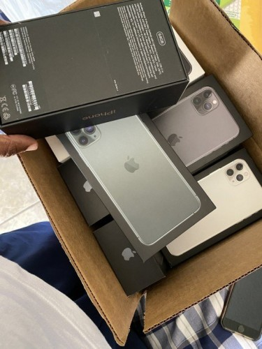 Apple IPhone 12 Pro And Apple IPhone 11 Pro Max