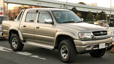 Wanted: 2004-2010 Toyota Pickup