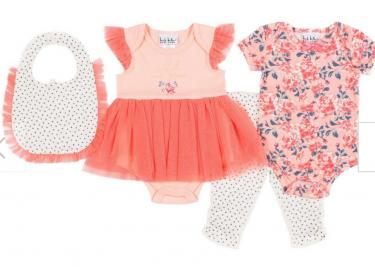 Bassinet & 3-6M Preloved Baby Girl Clothing