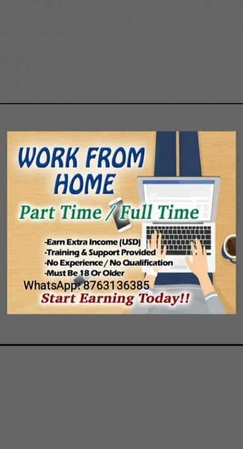Work From The Comfort Of Your Home