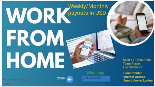 Wrk From Home-based