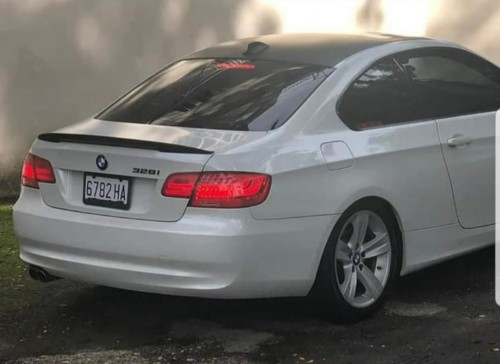 2011 328i Coupe LHD