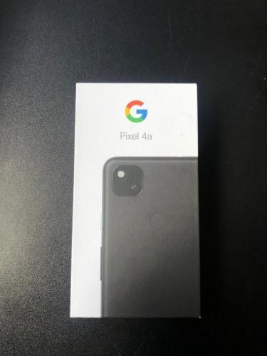 GOOGLE PIXEL 4A [NEW IN BOX]