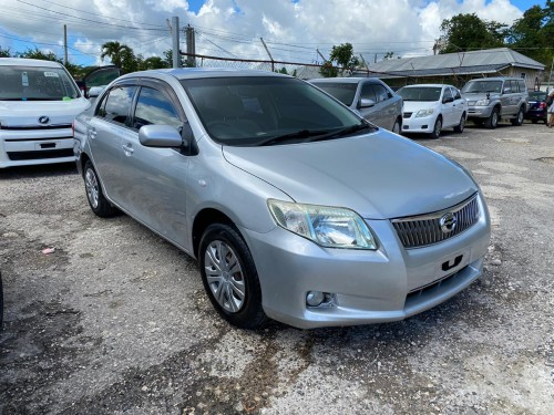 2008 Toyota Axio $900k Slightly Negotiable!
