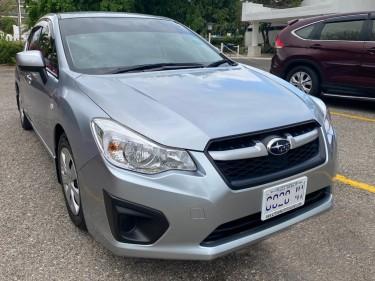 SUBARU G4 IMPREZZA Cars New Kingston