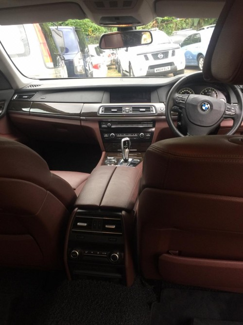 2011 BMW 7series