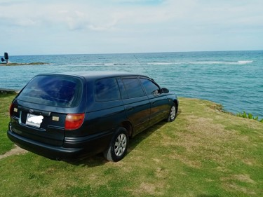 2001 Toyota Caldina