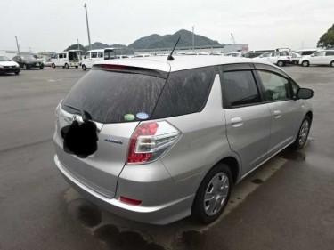 2012 Honda Fit Shuttle