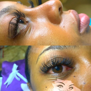 Eyelash Extensions Available
