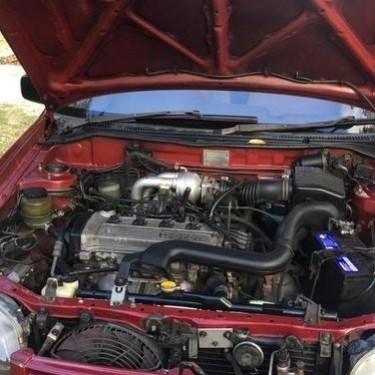 1999 Toyota Starlet 8765301143