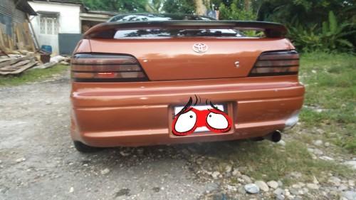 Toyota Levin Year 2000