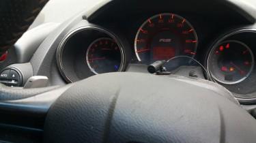 2012 Honda Fit RS
