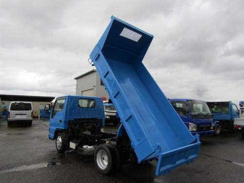 ISUZU ELF Dump Truck 2005 Yr