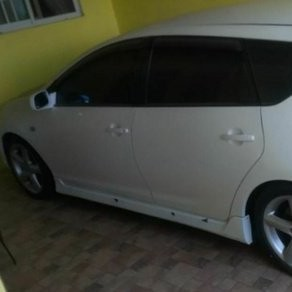 2005 Toyota Caldina Also Have A Silver One