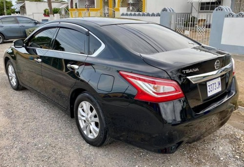 2015 Nissan Teana XL<br /> (AUTOMATIC)<br /> COLOUR:Black<br /> Pric