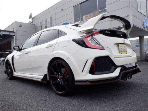HONDA CIVIC 2019 TYPE R FULLY LOADED