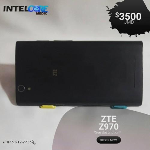 ZTE Z970, Unlocked