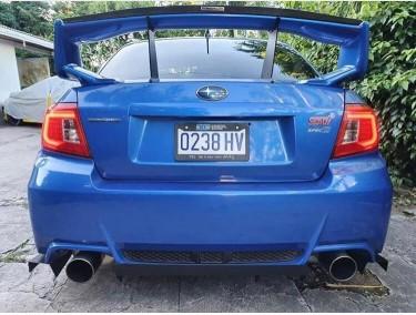 2014 Subaru STI Spec C
