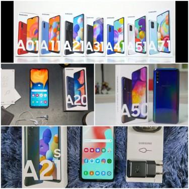 Brand New In Box Samsung Galaxy A Series Phone