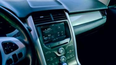 2014 Ford Edge Eco Boost