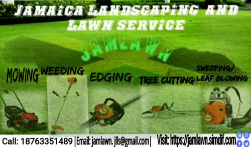 Jamaica Landscaping And Lawn Service (JAMLAWN)