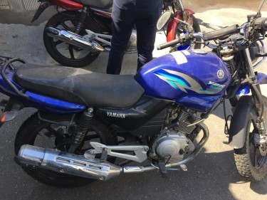 Yahama 125cc Bike