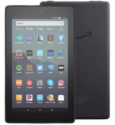 Programmed-Fire 7 Tablet (7